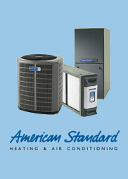American Standard Heating and Air Conditioning.